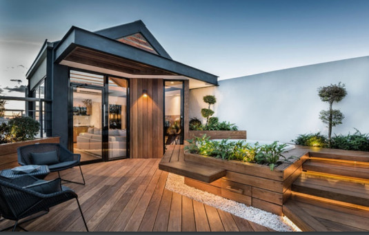 Extandable Rooftop Space